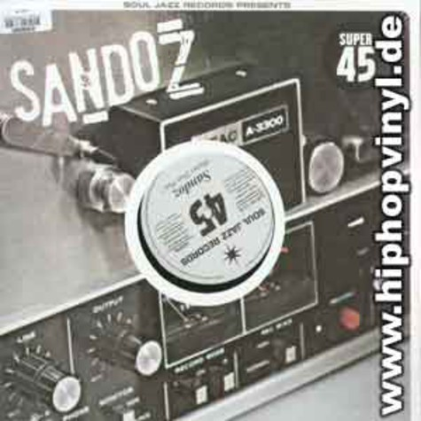 Sandoz - King dread