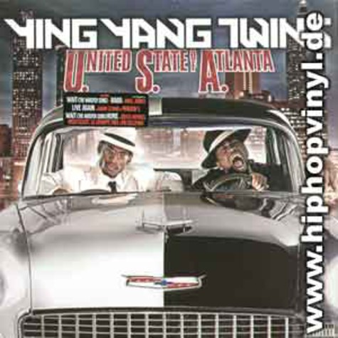 Ying Yang Twins - U.S.A. (United States Of Atlanta)