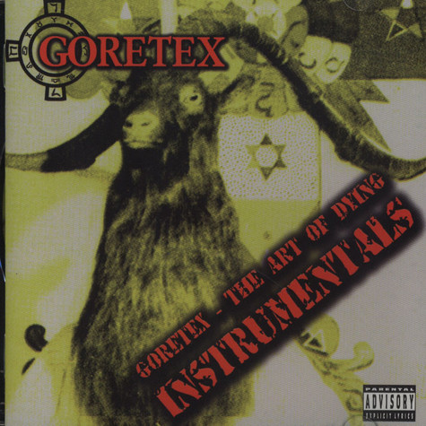 Goretex of Non Phixion - The Art Of Dying Instrumentals