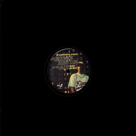 DJ Boogie Blind - Live at the p.j.'s