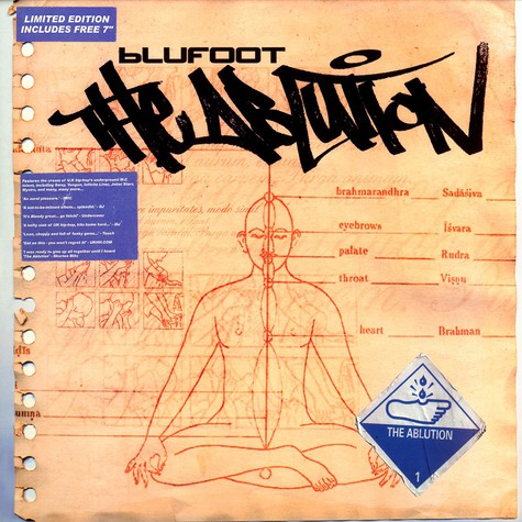 Blufoot - The ablution