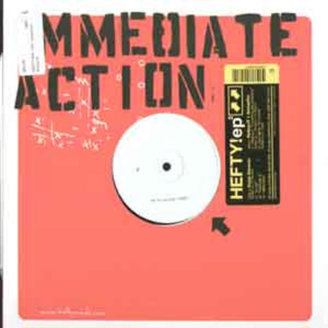 V.A. - Hefty! EP - immediate action vol.9