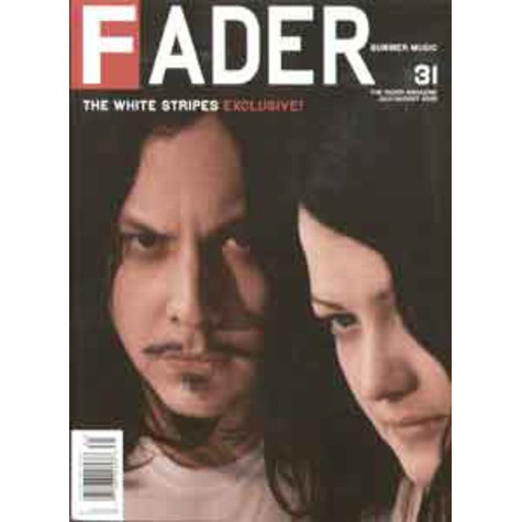Fader Mag - July/august 2005
