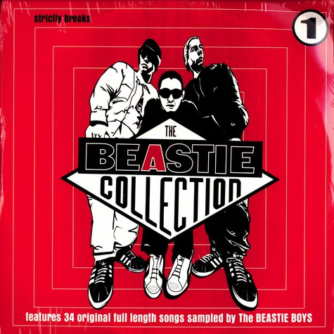 Beastie Boys - The Beastie Collection Volume 1