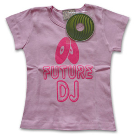 Ubiquity - Future dj kids T-Shirt