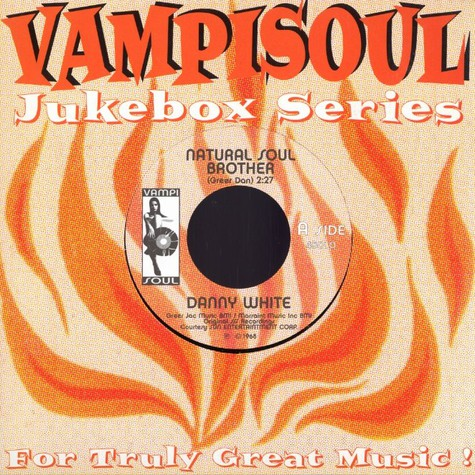 Danny White - Natural soul brother