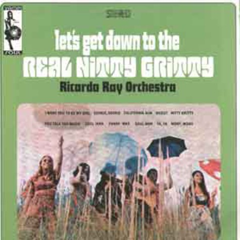 Ricardo Ray Orchestra - Real nitty gritty