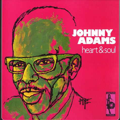 Johnny Adams - Heart & soul