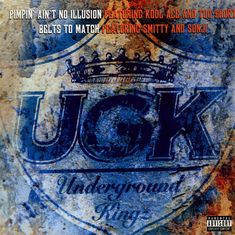 UGK - Pimpin' Ain't No Illusion