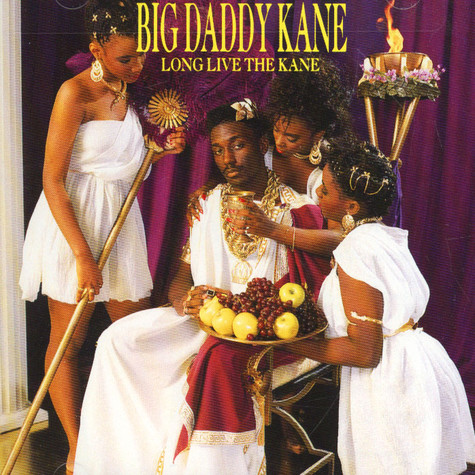 Big Daddy Kane - Long live the kane