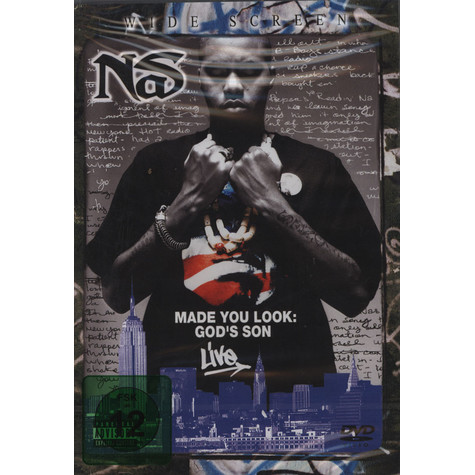 Nas - Made you look: god's son live