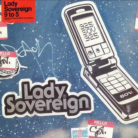 Lady Sovereign - 9 to 5