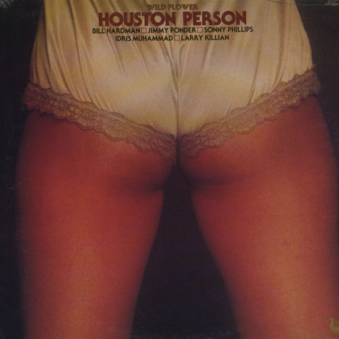 Houston Person - Wild flower