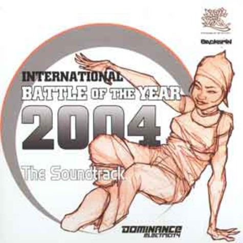 International Battle Of The Year - 2004 - the soundtrack