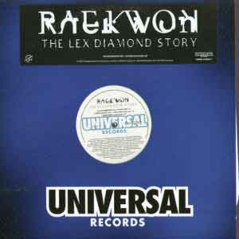 Raekwon - The lex diamond story