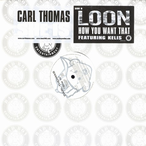 Carl Thomas / Loon - She is / how you want that feat. Kelis
