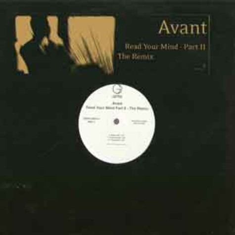 Avant - Read your mind- pt.2 the remix