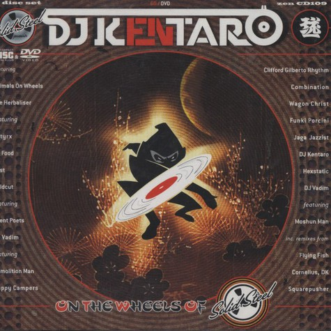 DJ Kentaro - Solid steel
