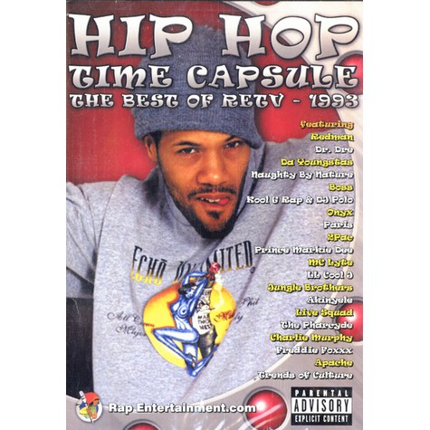 Hip Hop Time Capsule - The best of 1993