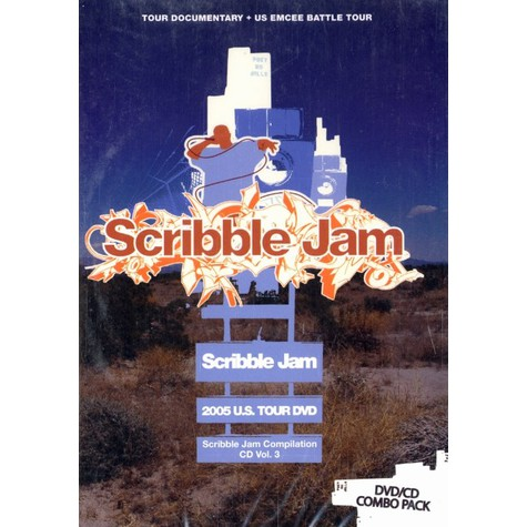Scribble Jam - 2005 tour documentary
