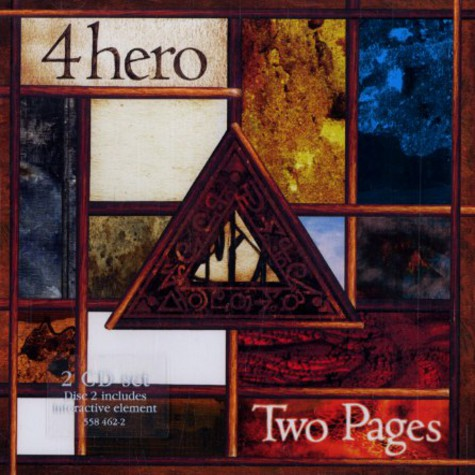 4 Hero - Two pages