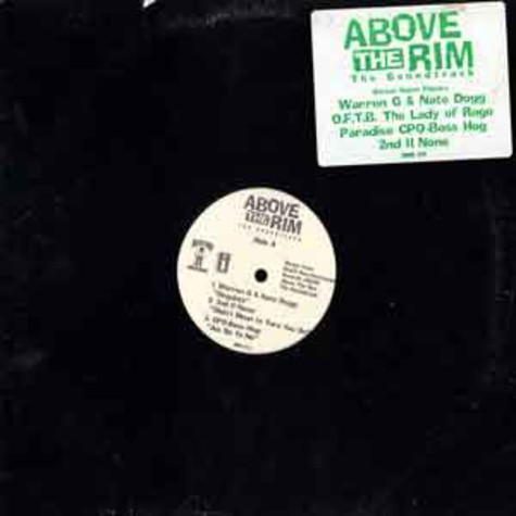 V.A. - OST Above The Rim - Music