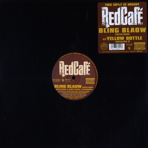 Red Cafe - Bling blaow feat. Fabolous