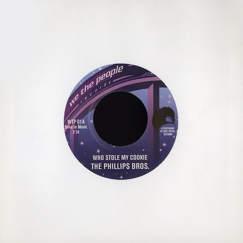 Phillips Bros. / The Solicitors - Who stole my cookie / get with it