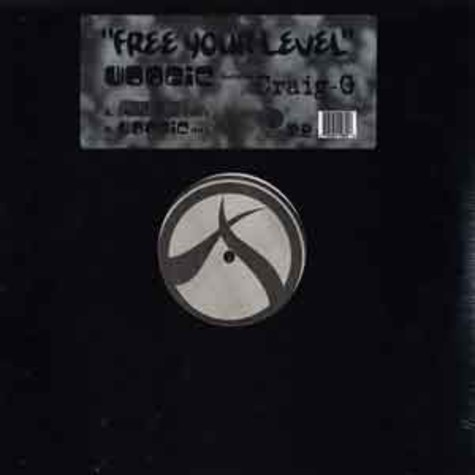 Woogie feat. Craig G - Free your level