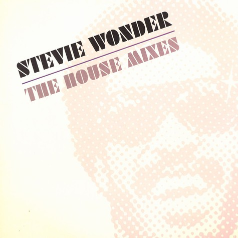 Stevie Wonder - The house mixes
