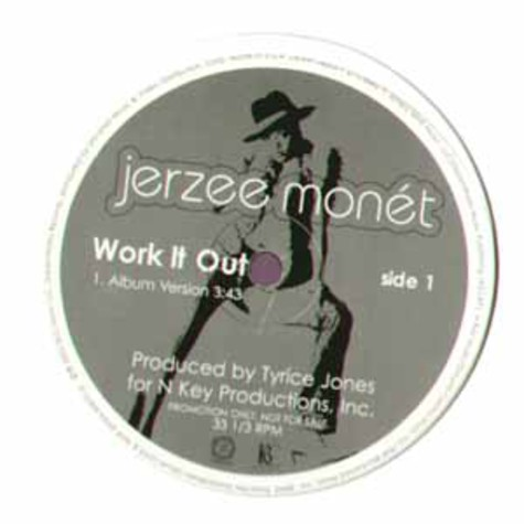 Jerzee Monet - Work it out