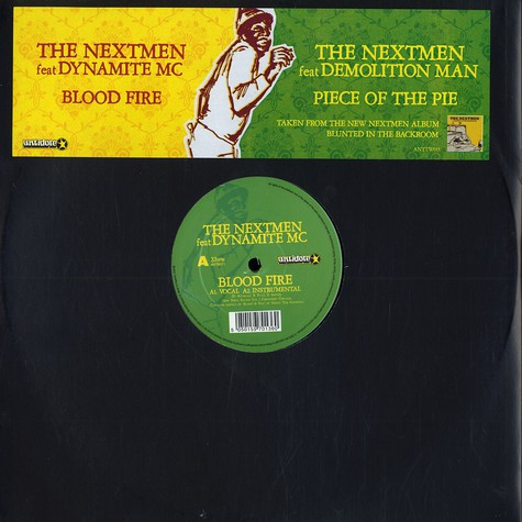 Nextmen - Blood fire feat. Dynamite MC