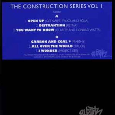 V.A. - The Construction Series Volume 1