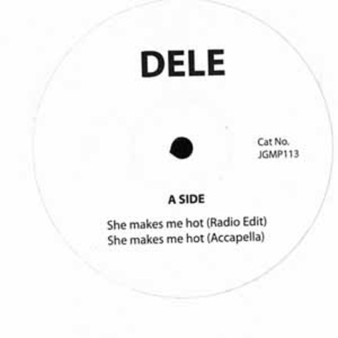 Dele - She makes me hot