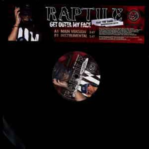 Raptile - Get outta my face feat. The Game