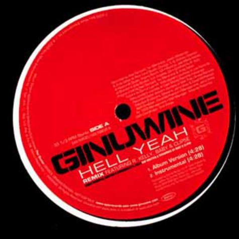 Ginuwine - Hell yeah Remix feat. Baby, Clipse, R.Kelly
