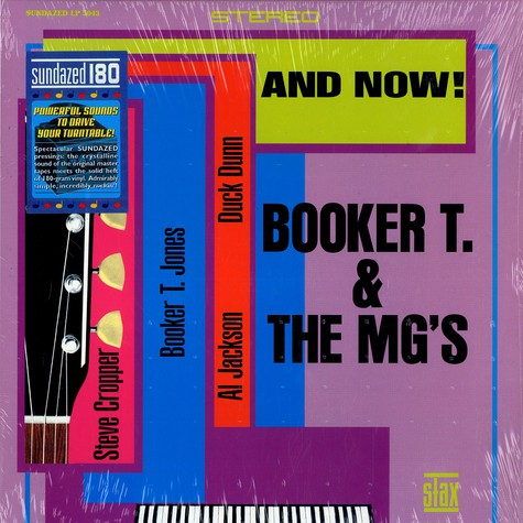 Booker T & The Mg's - And now