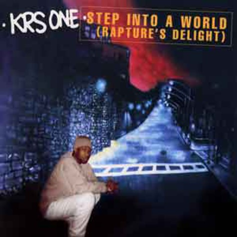 Krs One - Step into a world