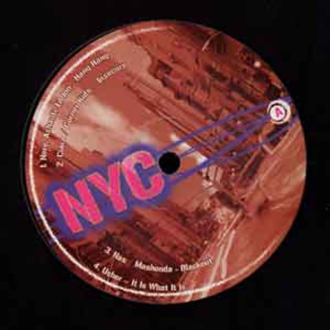 V.A. - NYC EP volume 1