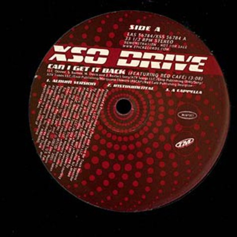 XSO Drive - Can i get it back