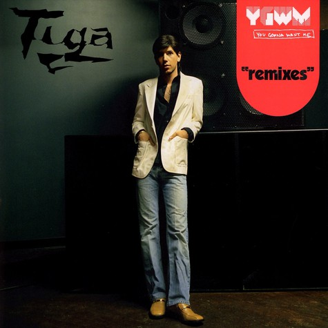 Tiga - You gonna want me remixes