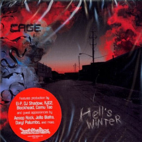 Cage - Hells winter