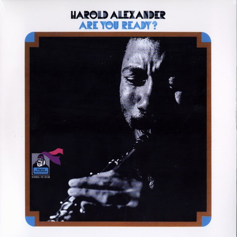 Harold Alexander - Are you ready ?
