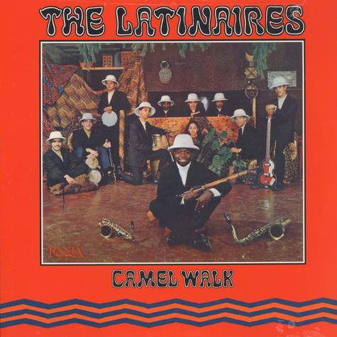 Latinaires, The - Camel walk