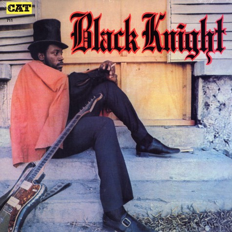 Black Knight & The Butlers - Black knight