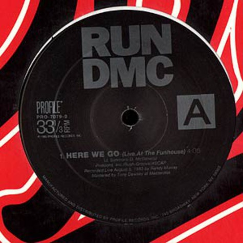 Run DMC - Here we go