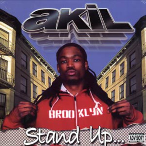 Akil of Jurassic 5 - Stand up