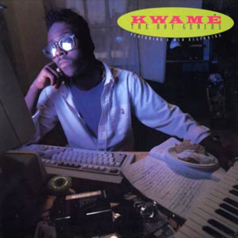 Kwame - The boy genius feat. A New Beginning