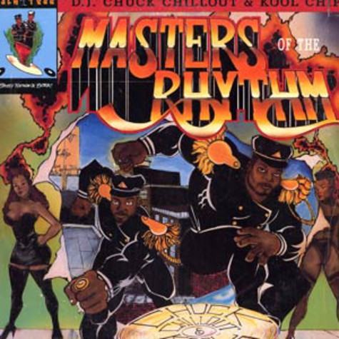 DJ Chuck Chillout & Kool Chip - Masters of the rhythm