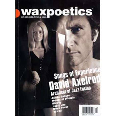 Waxpoetics - Issue 14